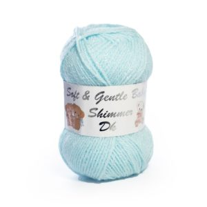 Soft & Gentle Baby Shimmer DK