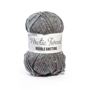 Arctic Tweed Double Knitting